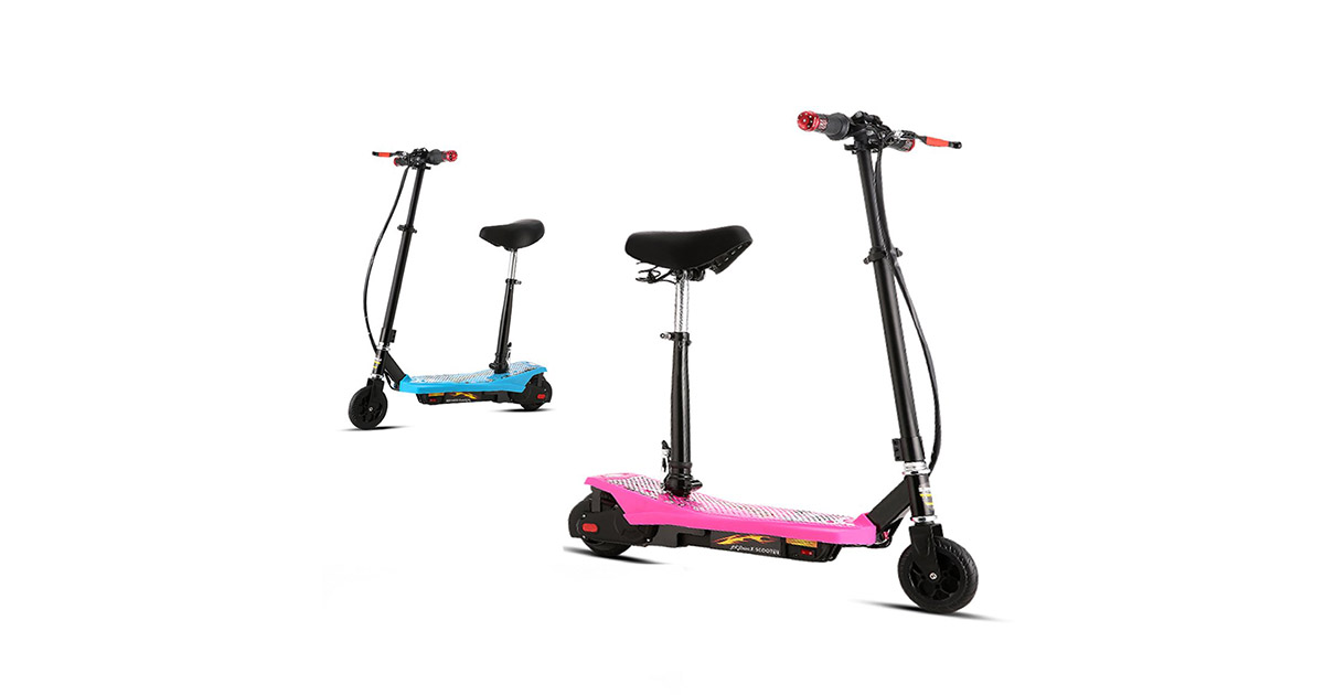 Ancheer S300 Mini Electric Scooter for Kids Boys Girls with ABS image