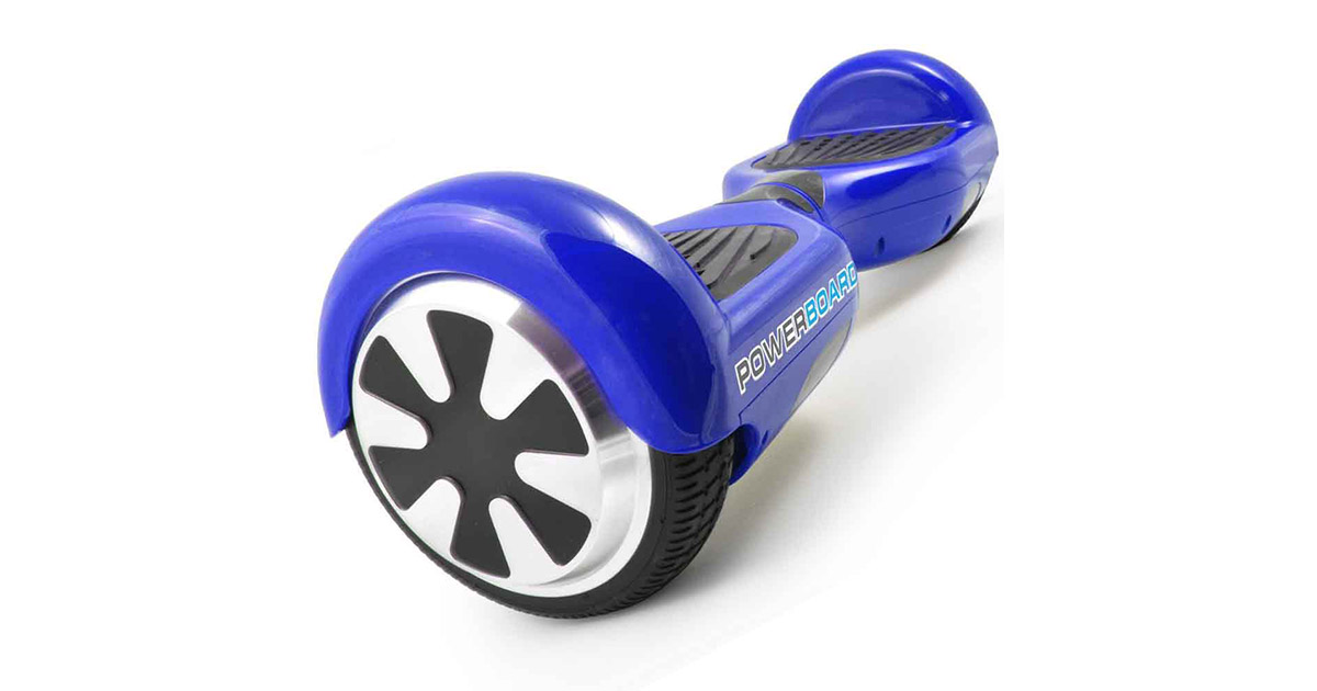 Best Power Board Hoverboard with wheels image