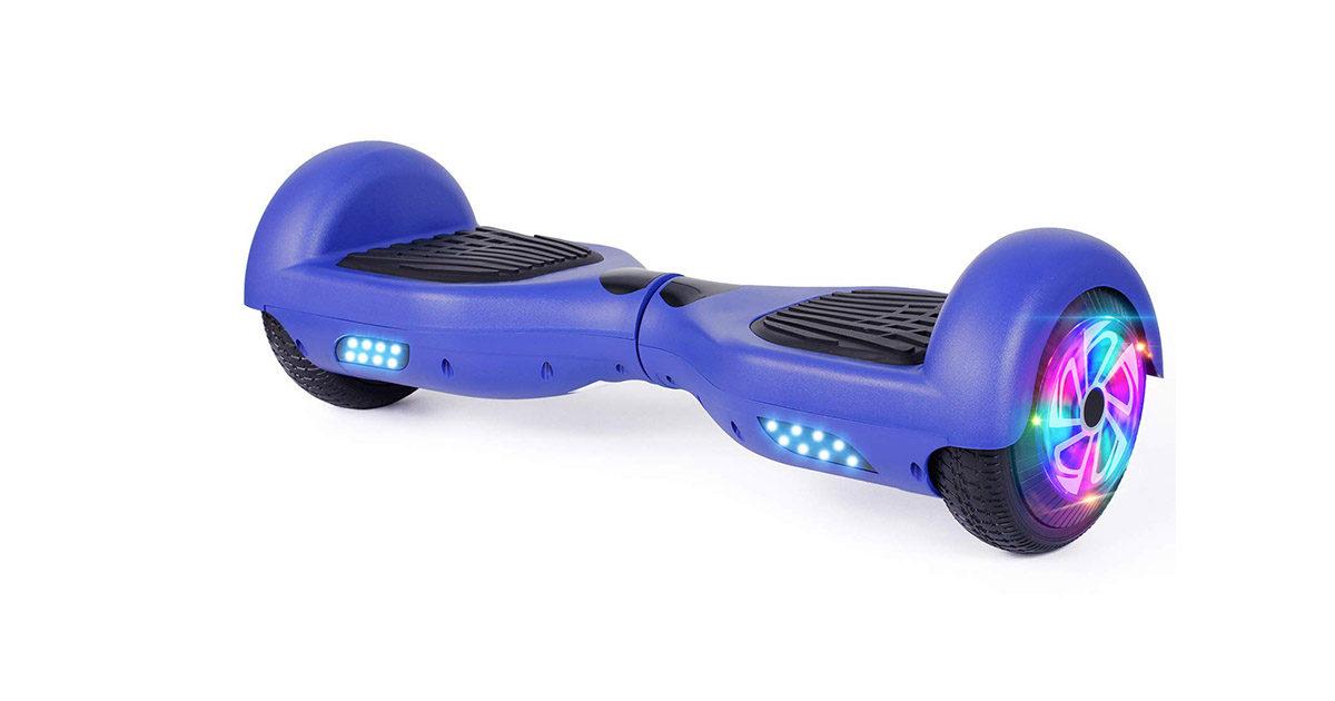 EPCTEK 6.5inches Self Balancing Hoverboard image