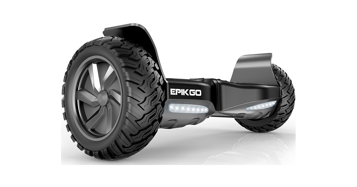 EPIKGO Classic Series UL2272 Certified Self Balancing Scooter Hover Self Balance Board image