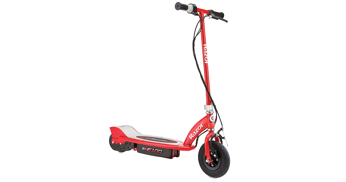 Razor E100 Electric Scooter For Kids Review 2020 Tested