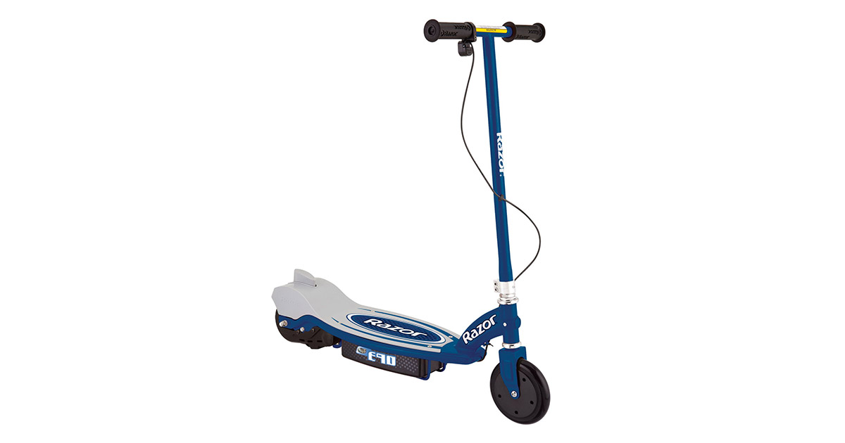 Razor E90 Electric Scooter for Kids GÇô Not too fast and Not too slow image