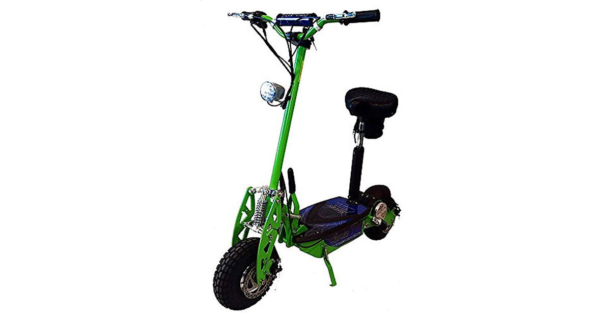 Super Turbo 1000 Watt Elite 36v Electric Scooter image