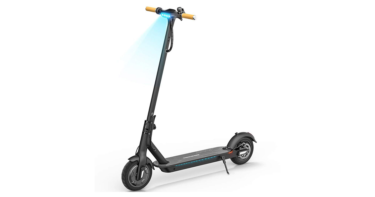 TOMOLOO UL2272 Certified Hoverboards and Two-Wheel Self Balancing Electric Smart Scooter image