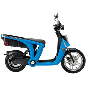 Electric Mopeds image