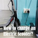 How to charge your Electric Scooter image