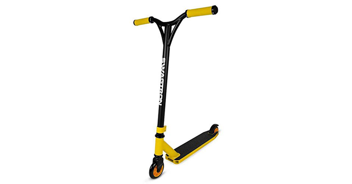 Swagtron Stunt Freestyle Scooter for Beginners image