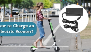 How to Charge Electric Scooter Battery and How Long it takes?