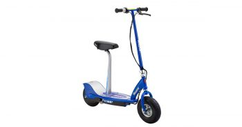 Razor E300S 13116242 Seated Electric Scooter image